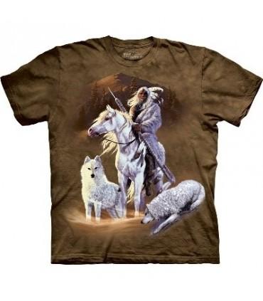 T-Shirt Compagnons de Chasse par The Mountain