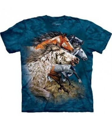 Find 13 Horses - Horse T Shirt Mountain