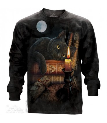 The Witching Hour - Long Sleeve T Shirt The Mountain