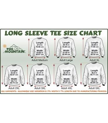 Beware Of Pit Bulls - Long Sleeve T Shirt The Mountain
