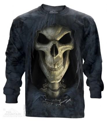 La Mort - Tshirt manche longue The Mountain