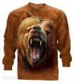 T-Shirt manche longue Grizzly The Mountain