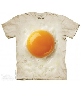 T-shirt Oeuf au plat The Mountain