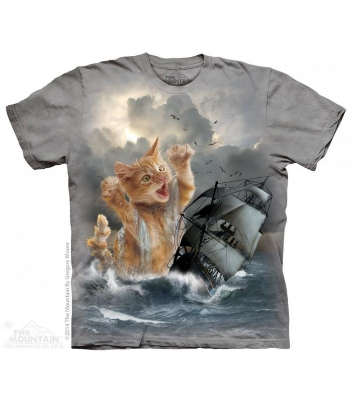 Krakitten - Monster T Shirt The Mountain