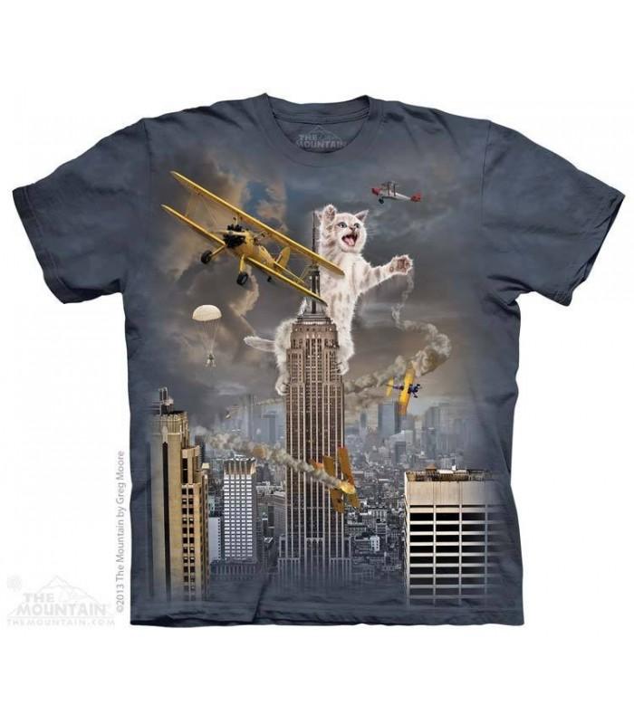 King Kitten - Fantasy T Shirt The Mountain