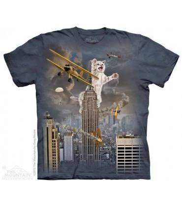 King Chaton - T-shirt fantastique The Mountain