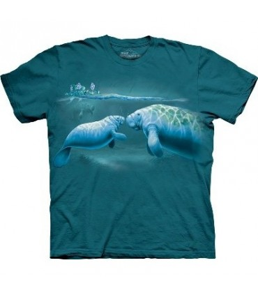 Year of the Manatee - Aquatic Shirt Mountain