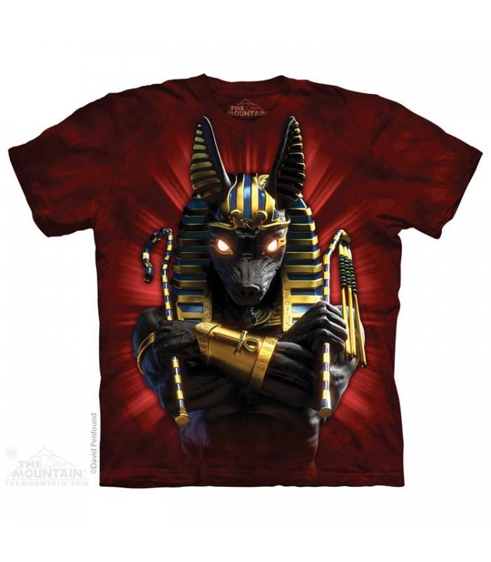 Anubis Soldier - Warrior T Shirt The Mountain