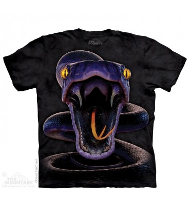 Frappe du Serpent - T-shirt Reptile The Mountain