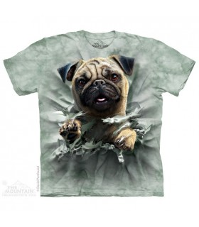 T-shirt Carlin Bondissant The Mountain
