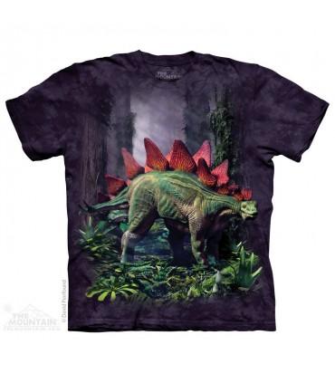 Stegosaurus - T-shirt Dinosaure The Mountain