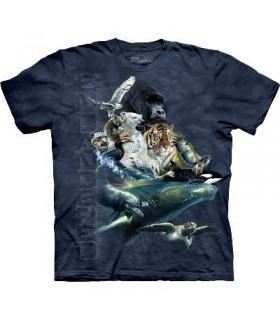 Endangered - Zoo T-Shirt The Mountain