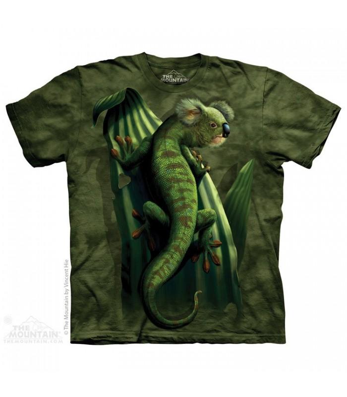 T-shirt Gekoala The Mountain