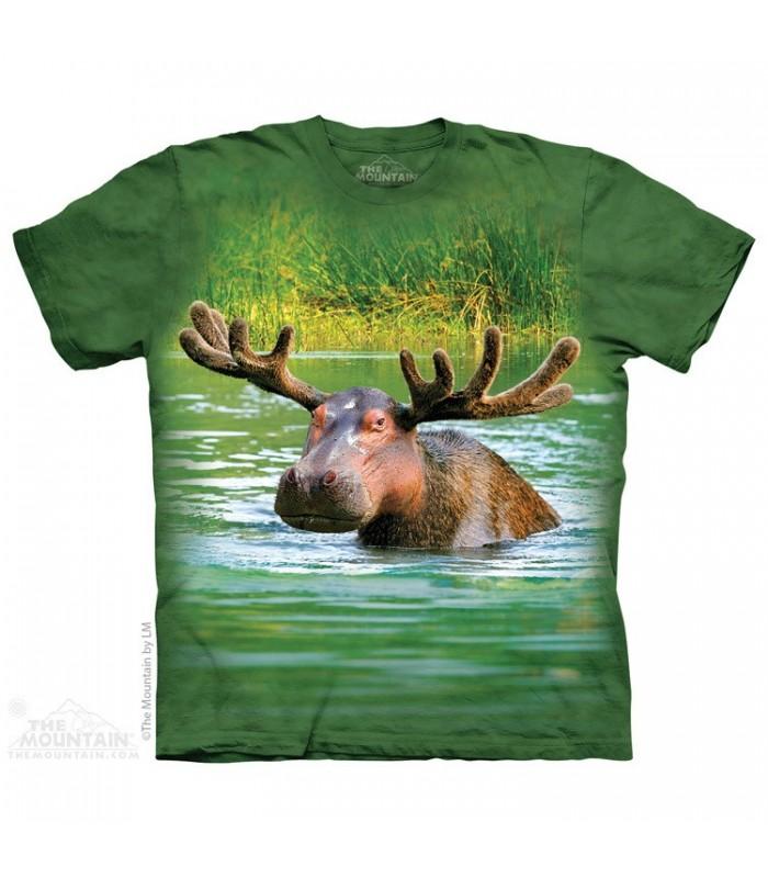 Hippopotamoose - Animal Mash Up T Shirt The Mountain