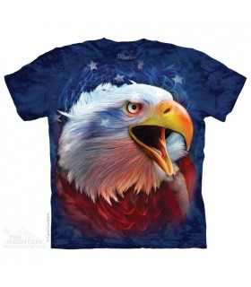 Revolution - Eagle T Shirt The Mountain
