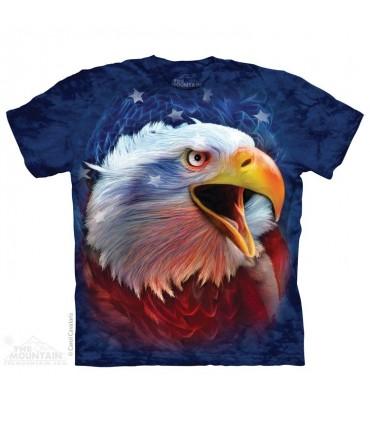 Revolution - T-shirt Aigle The Mountain