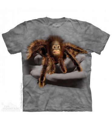 Baby Tarangutan - Animal Mash Up T Shirt The Mountain