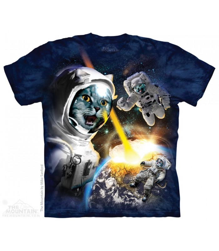 Cataclysme - T-shirt Chat The Mountain
