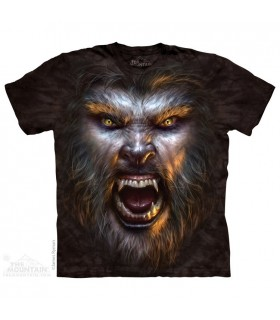 T-shirt Tête de Loup-Garou The Mountain