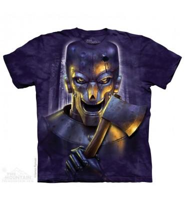 The Woodsman - Robot T Shirt The Mountain