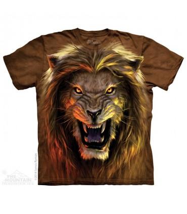 La Bête - T-shirt Lion The Mountain