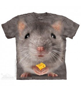 T-shirt Souris Grise The Mountain