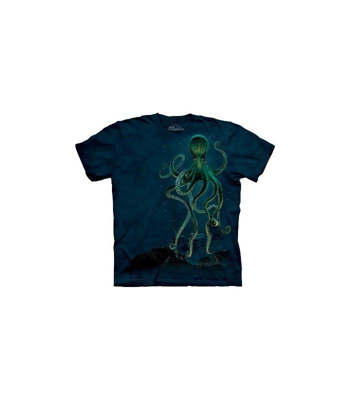 Octopus - Aquatic Shirt The Mountain