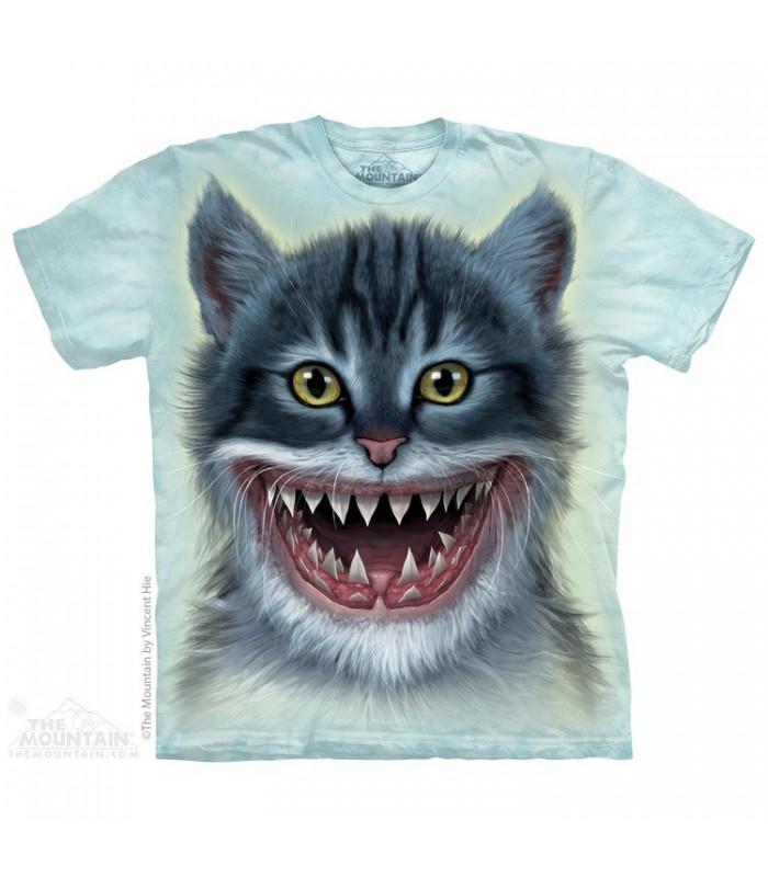 T-shirt Sharkitten The Mountain