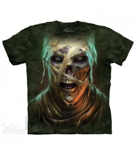 Mummy - Dark Fantasy T Shirt The Mountain