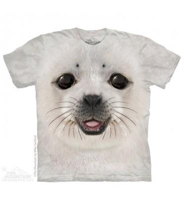 T-shirt Bébé Phoque The Mountain