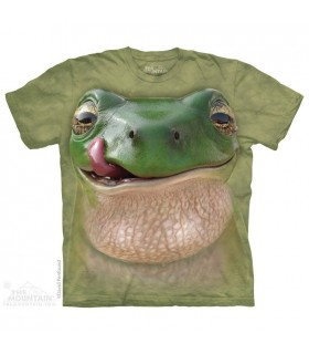 Big Frog - Amphibian T Shirt The Mountain