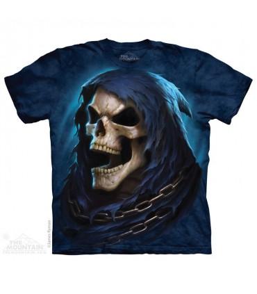 Reaper Last Laugh - Skull T Shirt The Mountain