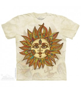 Helios - Sun T Shirt The Mountain