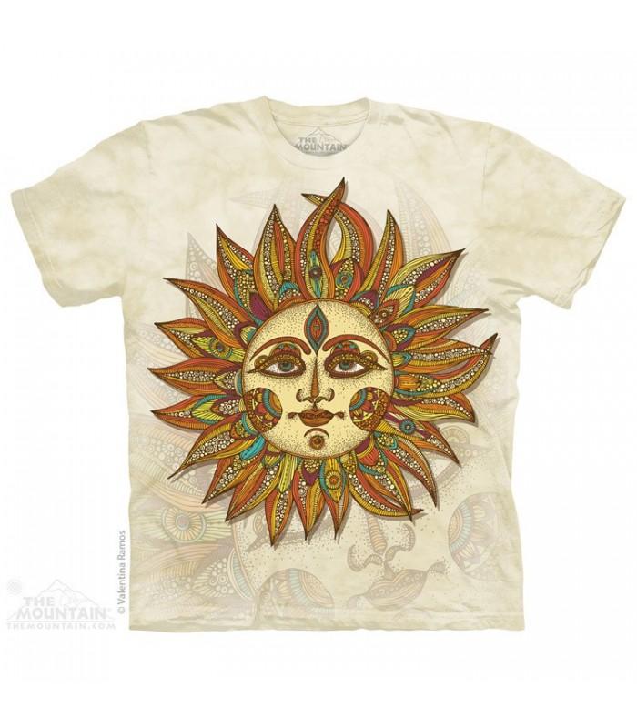Helios - Sun T Shirt The Mountain