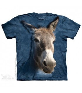 Donkey - Animal T Shirt The Mountain