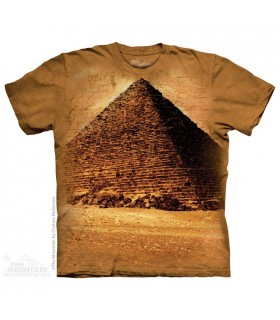 Big Pyramid - Landmark T Shirt The Mountain