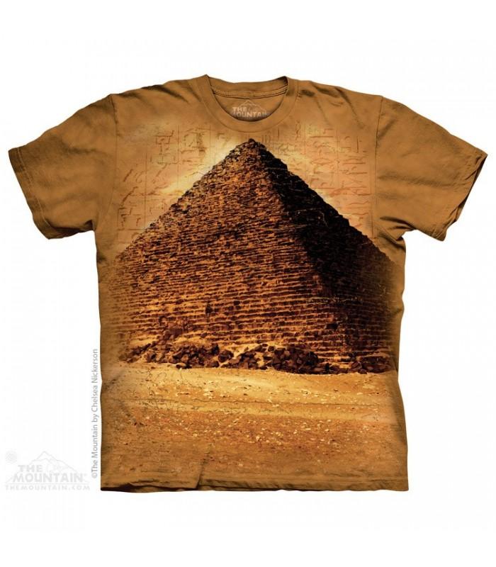 T-shirt Grande Pyramide The Mountain