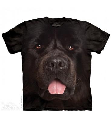 T-shirt Terre Neuve The Mountain