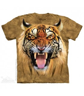 M Tygerson - Big Cat T Shirt The Mountain