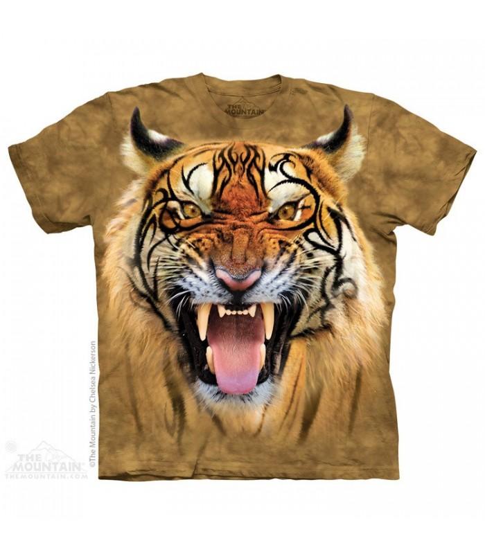M Tygerson - T-shirt Tigre The Mountain