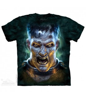 T-shirt Frankenstein The Mountain