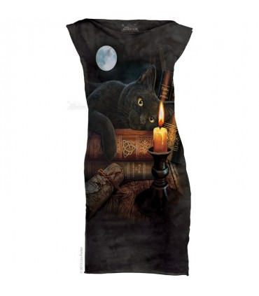 The Witching Hour - Womens Mini Dress The Mountain