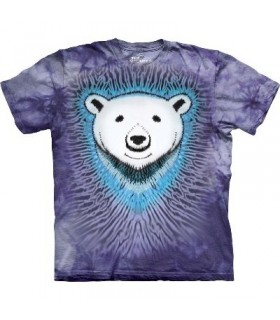 T-Shirt Ours Polaire par The Mountain