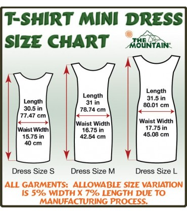 Abyssinian - Womens Mini Dress The Mountain