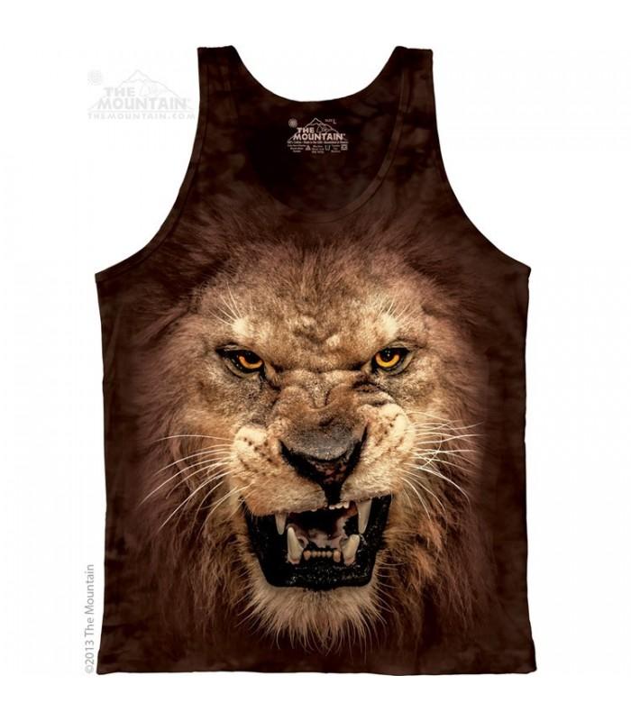 Débardeur Lion Rugissant The Mountain