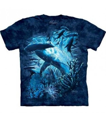 Hammerhead - Aquatics T Shirt by the Mountain