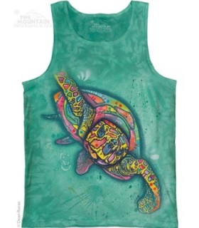 Russo Turtle - Tank Top The Mountain