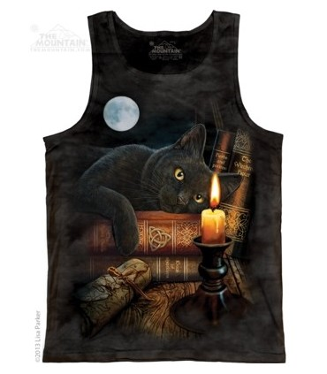 The Witching Hour - Tank Top The Mountain