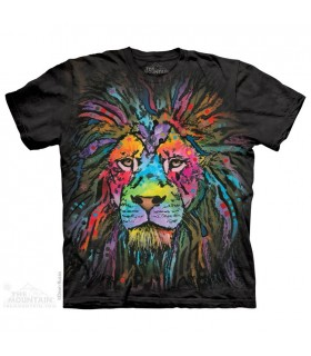 Crinière de Lion - T-shirt Lion The Mountain