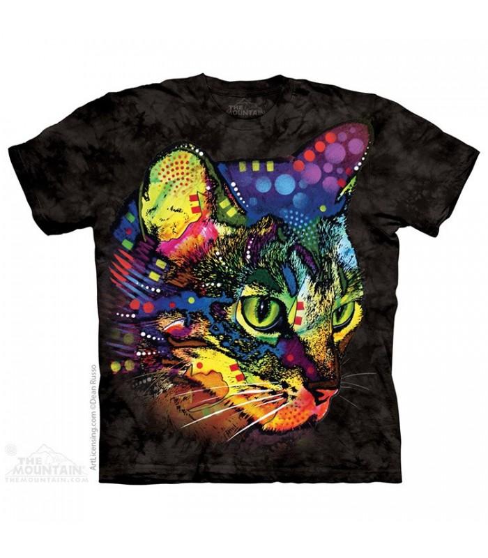 Mysterio Gaze - Cat T Shirt The Mountain